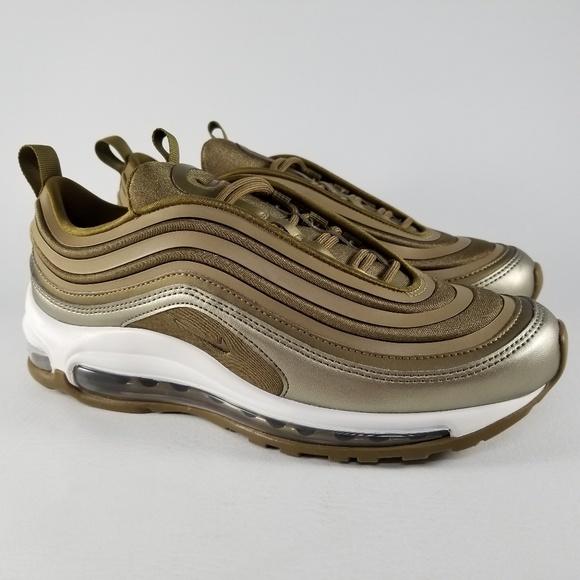 a7ba41565b Nike Shoes | Air Max 97 Ultra 17 Womens 7 Gold | Poshmark
